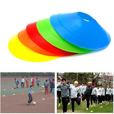 Round Speed Disc Cone Sports Safety Training Track for Soccer Football Footwork