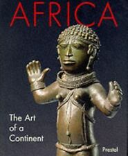 Africa: The Art of a Continent 1st Edition Phillips Royal Academy of Arts NEW!