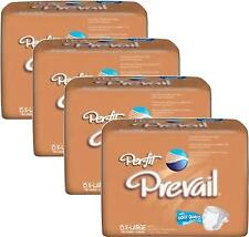 Prevail Per-Fit PF-014 Adult Brief XLarge Diaper Tab Case of 60 Heavy Absorbency
