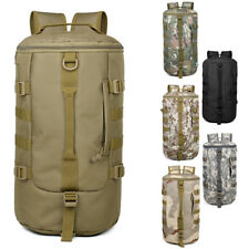 40L Outdoor Camping Hiking Climbing Travel Laptop Bag Tactical Military Backpack