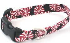 Peppermint Candy (Black) (A13) - Cat, Poodle, Boston Terrier, Corgi, Basenji