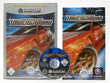 Need for Speed Underground for Nintendo GameCube / Game Cube