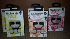 SkullCandy Smokin' Buds 2 In-ear Headphones with Mic Brand New Retail - 3 Colors