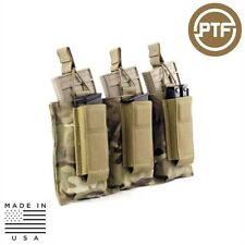 PTF MOLLE Advanced Shingle/Pistol Magazine Pouch - Triple Mag