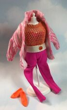 Jem and the Holograms PERMANENT WAVE on stage fashion clothes vintage Hasbro