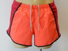 NWT$30 Nike Women Set The Pace Dri-Fit Red Mesh Running Short inner brief sz S-M