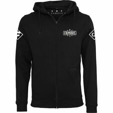 Famous Stars and Straps Zip Hoody - CHAOS black