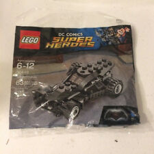 LEGO DC Comics Super Heroes Polybag 30446 The Batmobile 63 pieces New and Sealed