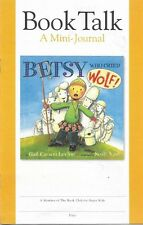 BOOK TALK JOURNAL: BETSY WHO CRIED WOLF