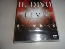 Il Divo - Live at the Greek Theatre. (DVD, 2006,NEW)