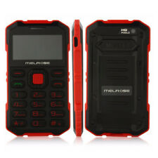 "Shockproof Dustproof Phone Melrose S2 Mini Pocket Card phone 1.7"" Bluetooth MP3"