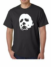 HALLOWEEN Mask T-Shirt - Michael Myers Horror 1978 Jason Freddy