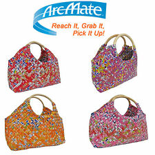 ARCMATE Handbag Purse from Recycled Juice Boxes -- CLOSEOUT SALE ITEM
