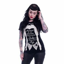 """Heartless """"Wednesday Spiderfly"""" Ladies T-Shirt"""