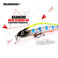 Retail A+ fishing lures, assorted colors, minnow crank  80mm 8.5g,magnet syst...
