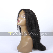 Curly Lace Front Wig Nice Kinky Curly Remy Human Hair Lace Wig For Black Women
