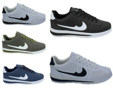 Mens Running Trainers Casual Lace Up Shoes Light Weight Gym Sports 6 : 11 UK