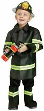 Cute Toddler Fire Chief Halloween Costume
