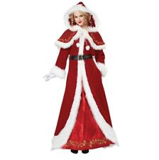 Mrs Santa Claus Deluxe Christmas Adult Costume