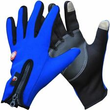 Outdoor Winter Thermal Sports Bike Gloves Windproof Warm Full Finger Cycling,Ski