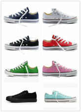 2017 Women ALL STARs Chuck Taylor Ox Low High Top shoes casual Canvas Sneakers10