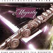 Instrumental Praise Series: Majesty by Various Artists (CD, 1999, Brentwood Reco