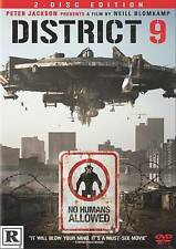 District 9 Two-Disc Edition