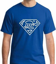 Super Dad | Funny Humorous Men's Short Sleeve T-shirt