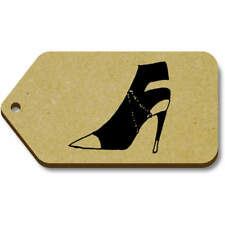 'Ankle Boot' Gift / Luggage Tags (Pack of 10) (vTG0004291)