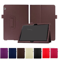 """for 9.6"""" Huawei MediaPad T3 10.0 AGS-L09/AGS-L03 Stand Holder Leather Case Cover"""