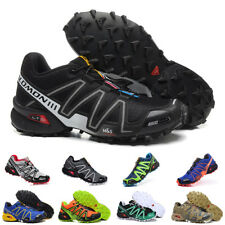 Fashion Speedcross 3 Men's Athletic Running Sports Outdoor Hiking Shoes Sneakers