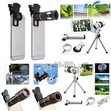 US Universal 8X 10X 12X 18X Zoom Phone Camera Lens Telescope For iPhone Samsung