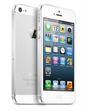 "4.0"" Apple iPhone 5 16GB/32GB/64GB (Unlocked)  8MP iOS GSM  LED GPS Smartphone"