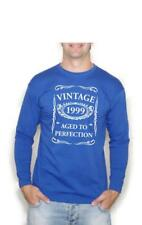 18th Birthday Gift Present Vintage 1999 Aged To Perfection Long Sleeve T-Shirt