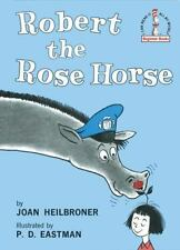Robert the Rose Horse-ExLibrary