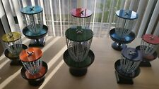 NEW - indoor Tiny Disc Golf Baskets - Turn your house into a Disc Golf Course!