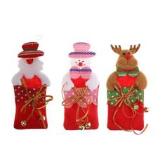 Xmas Candy Gift Bag Christmas Tree Ornament Party Hanging Festival Decorations