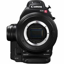 Canon EOS C100 Cinema Camera (EF mount Body Only)