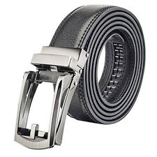 "28""-48"" Comfort Click Leather Belt Automatic Adjustable Men As Seen On TV Men"