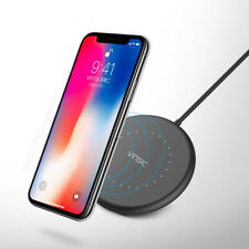 Qi Wireless Charger Charging Pad Dock Lot for Apple iphone X 8 Plus iphone 7 6 5