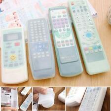 Silicone Protective Case TV Remote Control Cover Skin Dust Cover Holder Home Use