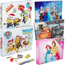 kids boys girls xmas gift advent calender with magic toys accessories **********