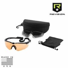 Revision Military StingerHawk Eyewear System - Deluxe Shooters Kit