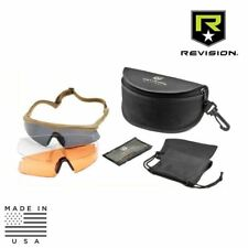 Revision Military Sawfly Eyewear System - Deluxe Shooters Kit