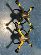 Hubsan X4 Pro Drone Only 2 in this LOT *FOR PARTS ONLY!!!!!*