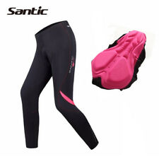 Women Outdoor Sport Cycling Pants Windproof Quick-dry Padded Breathable Trousers