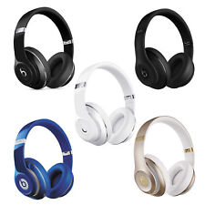 NEW Beats by Dr.Dre Studio2 Wireless Over-the-Ear Headphones GLOSS Black/ White