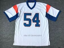 Thad Castle #54 Football Jersey Blue Mountain State Goats Movie Stitched White