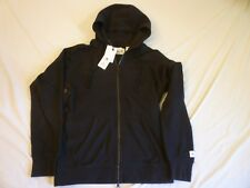 adidas REIGNING CHAMP Full Zip Hoodie Mens M Black $140 New With Tags