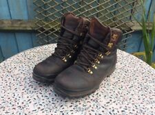 BRASHER - Ridgemaster - Brown Leather - Lace Up - Walking - Boots - Size 9